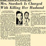 Stordock Murder