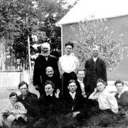 Gafke Family before 1908