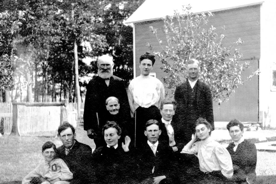Gafke Family before 1908