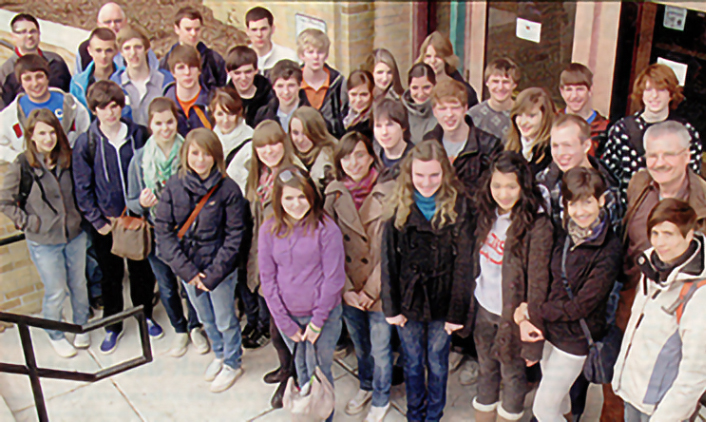 German Students 2010