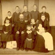 Joachim Gafke Family 1893