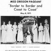 Miss Oregon 1970