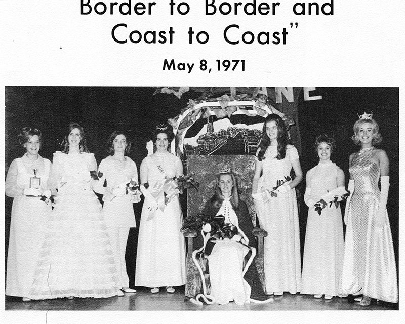 Miss Oregon 1970