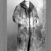 Paul Gafke in Coat