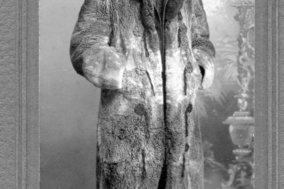 Paul Gafke in Coat