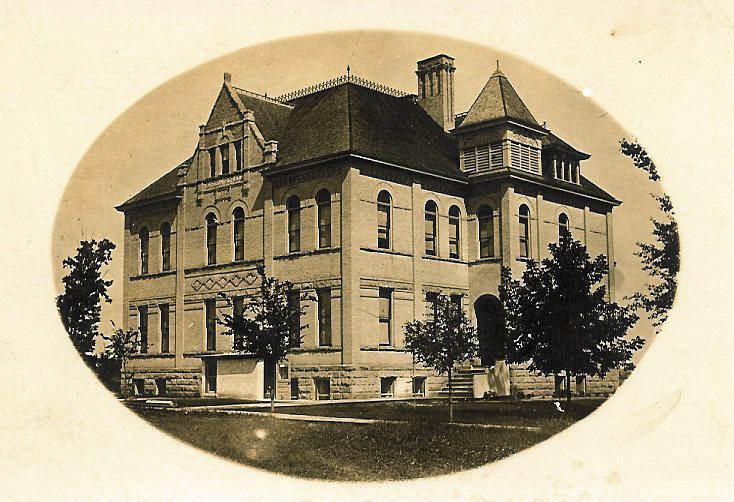 1895 School