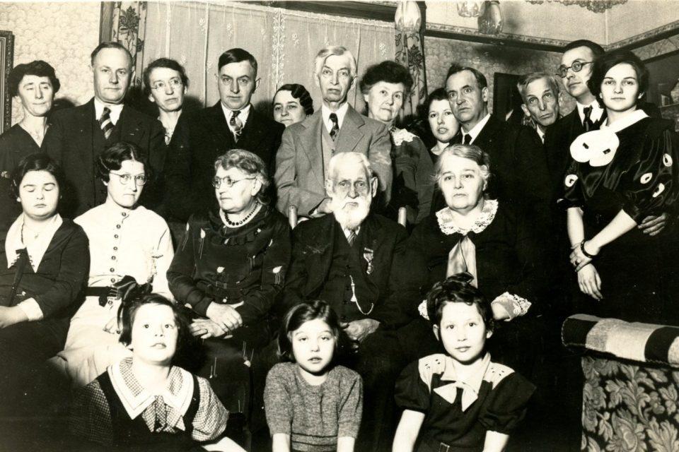 C.W. Netherwood Family