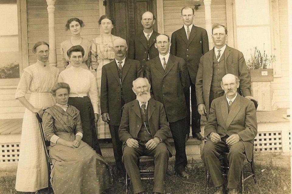 Joachim Gafke family